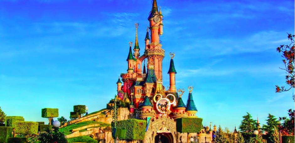 Publicité/Disneyland Paris